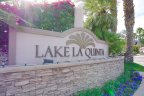 Lake La Quinta Community Marquee