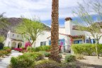 A private residence within the Legacy Villas neighborhood of La Quinta Ca