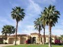 A well manicured single story property at PGA West Weiskopf