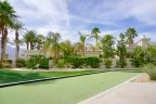 A corner lot private residence at Puerta Azul in La Quinta California