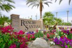 Rancho Santana Community Marquee