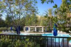 Residents of Three Vines in Lardera Ranch can take a dip in the pool