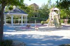 Bring your children to play on the playground at Sutters Mill in Ladera Ranch