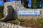 Lake Forest Keys Community Marquee