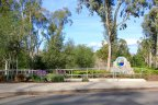 The Serrano Creek Park is within walking distance to the community