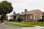 Ranch homes make up Bixby Knolls neighborhood