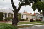 The homes throughout the Bixby Knolls community are well maintained