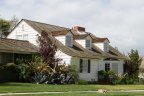 Dormers with wood shake roofs on a home in Park Estates