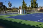 Play a match of tennis at Casta Del Sol in Mission Viejo Ca