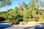 Take a stroll along the walking paths within Pacific Hills