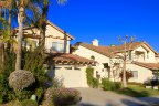 Two homes within the Pacific Hills development in Mission Viejo Ca