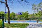 Moreno Valley Ranch offers basketball courts for its residents