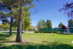 Residents can enjoy playing tennis at one the Rancho Belago community tennis courts