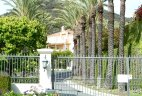 The Pacific Palisades neighborhood known as Enclave is a secure gated community