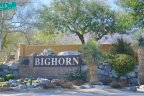 Bighorn Country Club Community Marquee