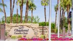 Chaparral Country Club Marquee