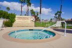 Take a dip in the Chaparral Country Club Spa