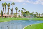 Wonderful views at every turn in Chaparral Country Club Palm Desert
