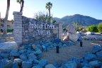 Indian Creek Villas Marquee in Palm Desert California