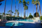 Sit in the spa at Marrakesh Country Club in Palm Desert California