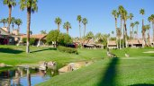 Palm Valley Country Club Golf course has several water features