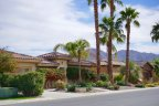 Mountain Views from this Palmira home in Palm Desert California