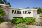 Park Palms Community Marquee