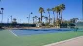 There are several tennis courts for Sun City Residents to enjoy