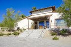 The community center for Villa Portofino is available to residents
