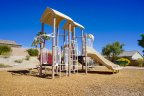 The playground within Mountain Gate is perfect for young kids