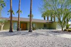 Homes in the Sunrise Park neighborhood of Palm Springs rarely come up for sale