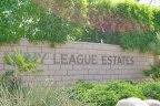 Ivy League Estates Community Marquee
