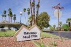 Magnesia Falls Cove Community Marquee