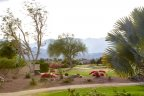 Enjoy the impressive mountain view from Mira Vista in Rancho Mirage