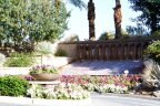 The hardscaping within Mirada Estates is impeccably maintained