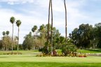 The green on the golf course at Mission Hills Lakefront in Rancho Mirage