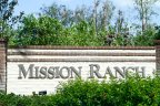 Mission Ranch Community Marquee in Rancho Mirage Ca