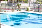 Residents in Mission Wells can take a dip in their refreshing pool