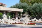 The entrance to the Rancho Mirage community of Morningside Country Club