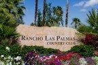 Rancho Las Palmas Community Marquee