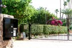 Thunderbird Country Club is a private gated community in Rancho Mirage