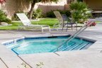 Enjoy the relaxing spa at Tuscany in Rancho Mirage