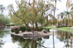 A beautiful waterway at Waterford in Rancho Mirage