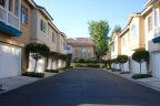 Rows of homes within Tierra Montanosa, which is located in Rancho Santa Margarita
