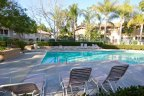 Take a dip in the community pool when you reside at Tierra Montanosa in Rancho Santa Margarita