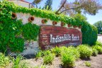 Indian Hills Ranch Sign in Simi Valley California