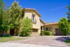 This gorgeous Ranch style House is located in Wild Horse Canyon community