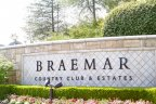 Mulholland Park is home to the Braemar Country Club