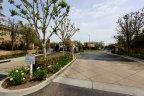 The entrance to the Laurel Creek neighborhood
