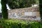 The Reserve at Crowne Hill Community Marquee in Temecula Ca